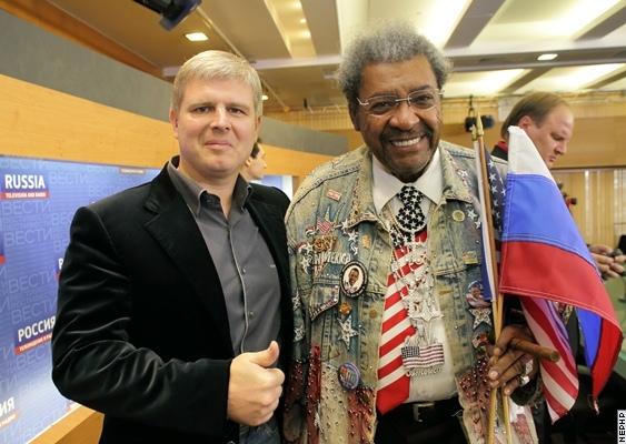 Andrey Ryabinsky VS DON KING