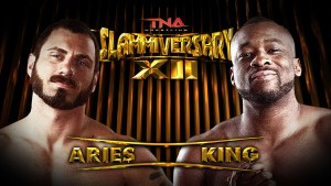 Austin Aries vs. Kenny King