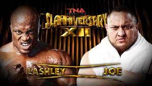 Bobby Lashley vs. Samoa Joe