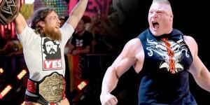 Daniel Bryan & Brock Lesnar