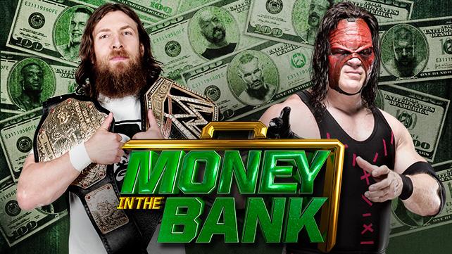 Daniel Bryan vs. Kane
