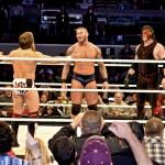 Kane Randy Orton Daniel Bryan