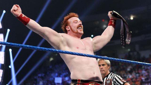 Over The Limit Sheamus