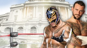 Rey Mysterio CM Punk