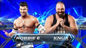 Robbie E vs. Knux