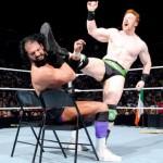 Sheamus vs Damien Sandow Dublin Street Fight