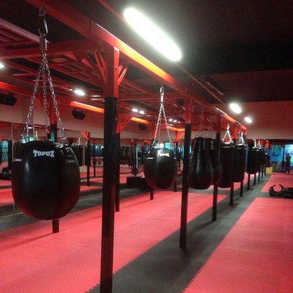 Topuz Fight Academy Açılıyor