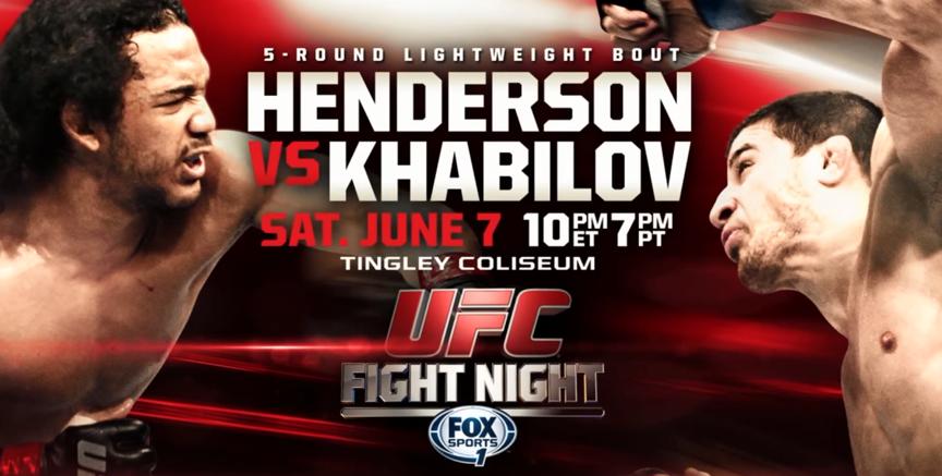 UFC Fight Night 42