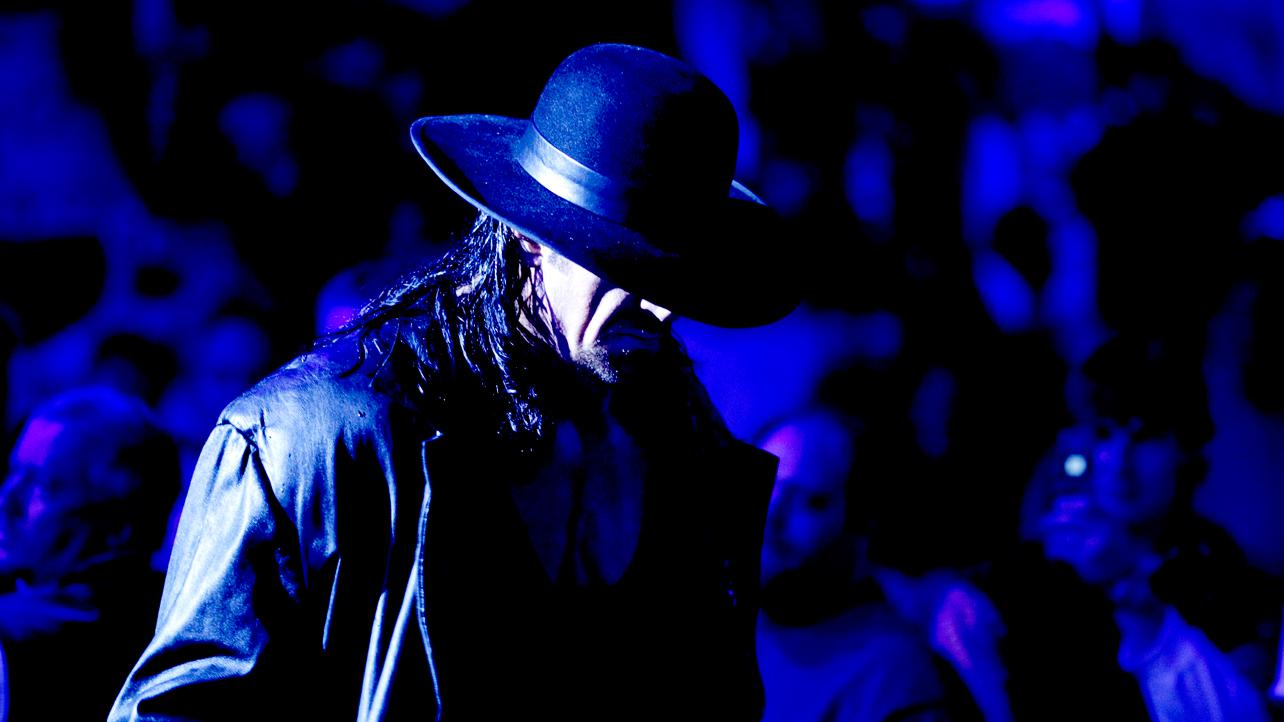 Undertaker Entrance Wallpaper Undertaker Ringe Gelişi Ile