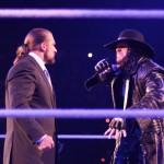 Undertaker vs. Triple H