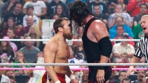 Kane vs. Daniel Bryan