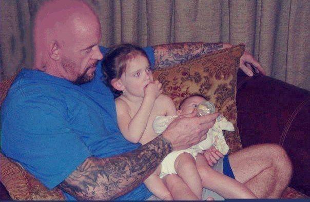 Undertaker ve çocukları