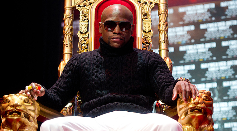 Floyd Mayweather Pictures