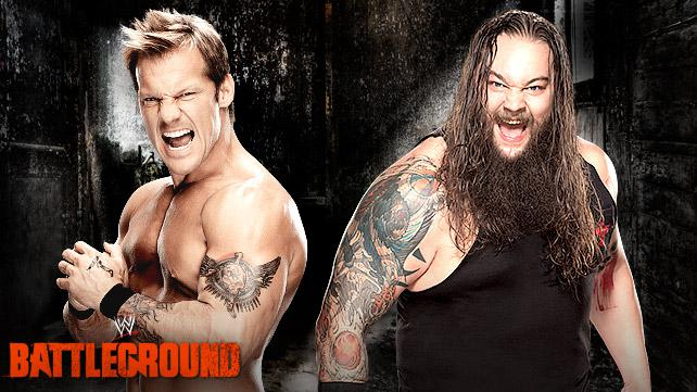 Chris Jericho vs. Bray Wyatt