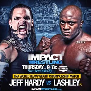 Jeff Hardy vs. Bobby Roode