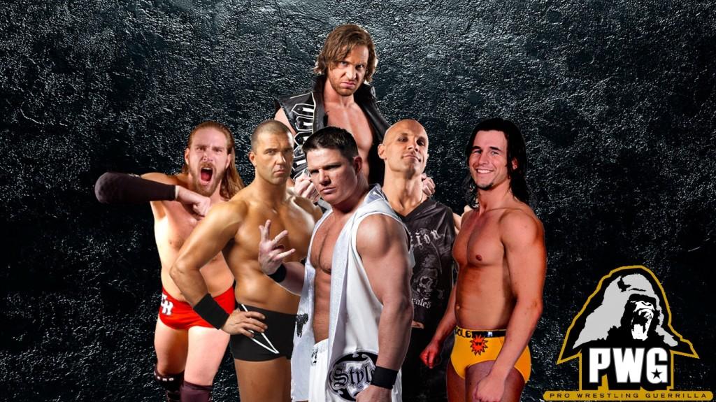 Pro Wrestling Guerrila