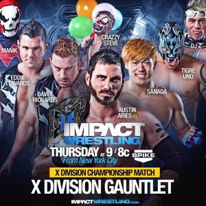 X-Division Gauntlet