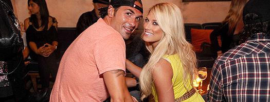 Kelly Kelly got engaged to NHL star Sheldon Souray