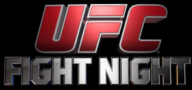 ufc fight night 52 logo