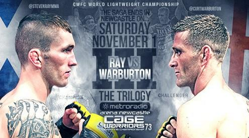 Cage Warriors 73 Poster