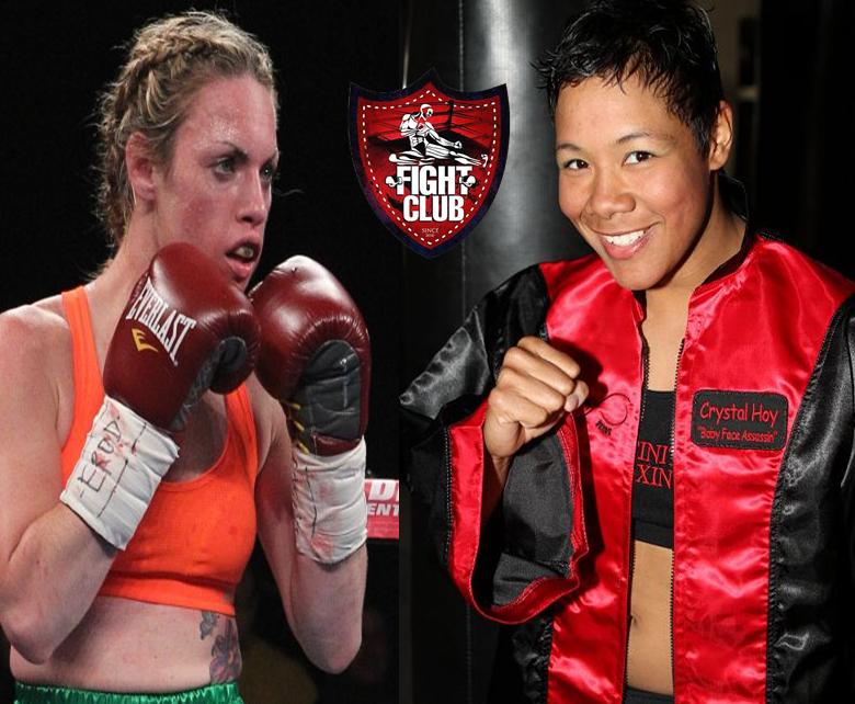 Heather Hardy vs Crystal Hoy