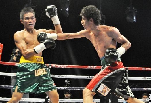 Rey Vargas vs Silvester Lopez
