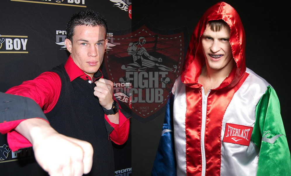 Evgeny Gradovich vs. Jayson Velez