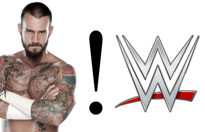 Cm Punk vs. WWE