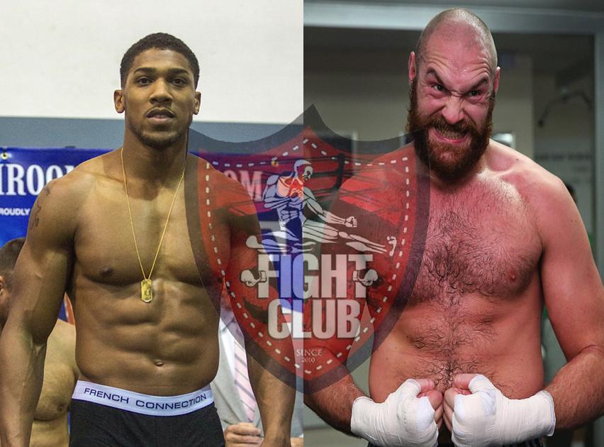 Anthony Joshua vs. Tyson Fury