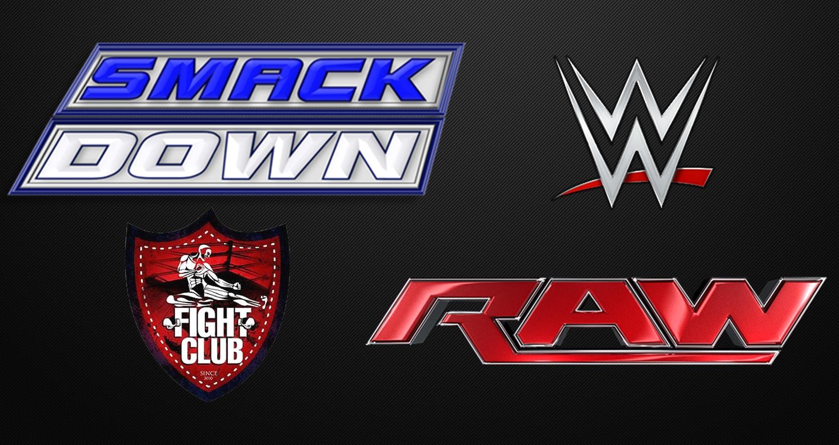 Smackdown Raw 2015 Logo