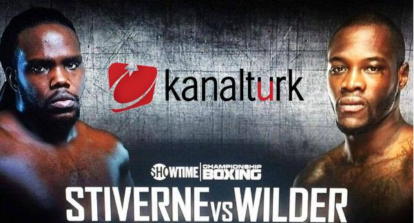Stiverne vs Wilder Kanaltürk