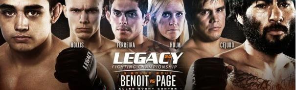 Legacy 24 tvem