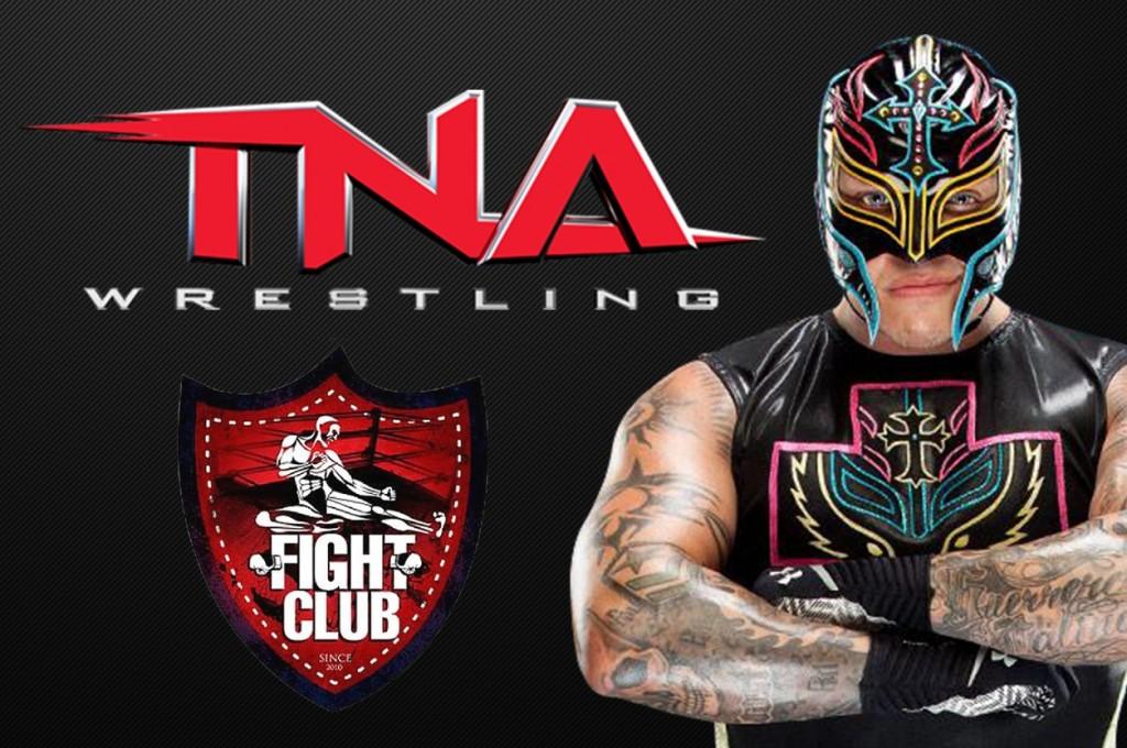 Rey Mysterio TNA
