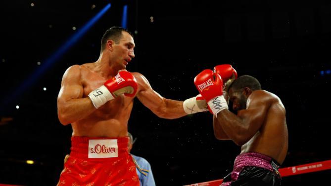 Wladimir Klitschko v Bryant Jennings
