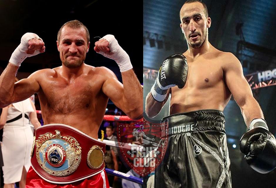 Sergey Kovalev vs. Nadjib Mohammed
