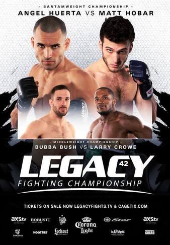 Legacy_FC_21_Huerta_vs._Hobar_Poster