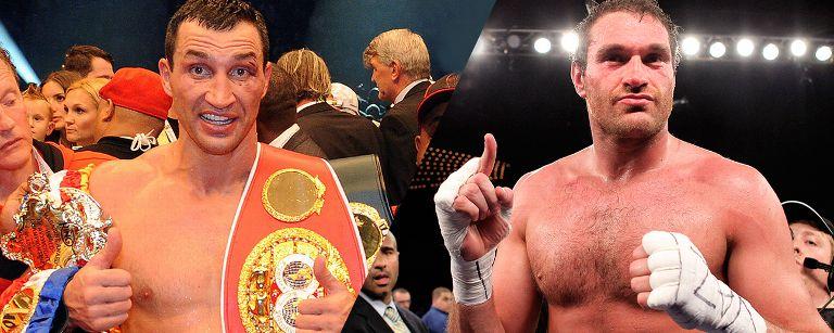 Klitschko vs. Fury