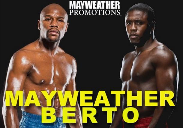 Floyd Mayweather vs Andre Berto