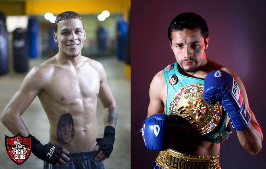 Jhonny Gonzalez vs.  Jonathan Oquendo