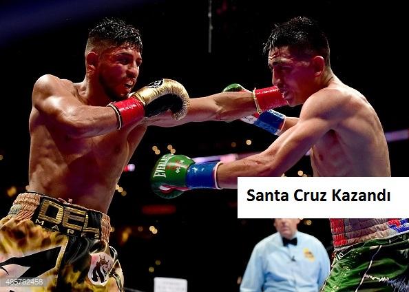 Santa Cruz Kazandı