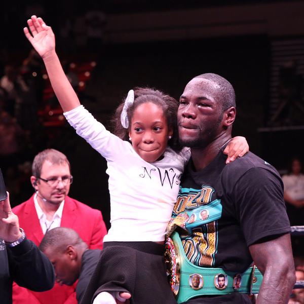 WBC Şampiyonu Deontay Wilder 35. Maçında 34. Nakavtını