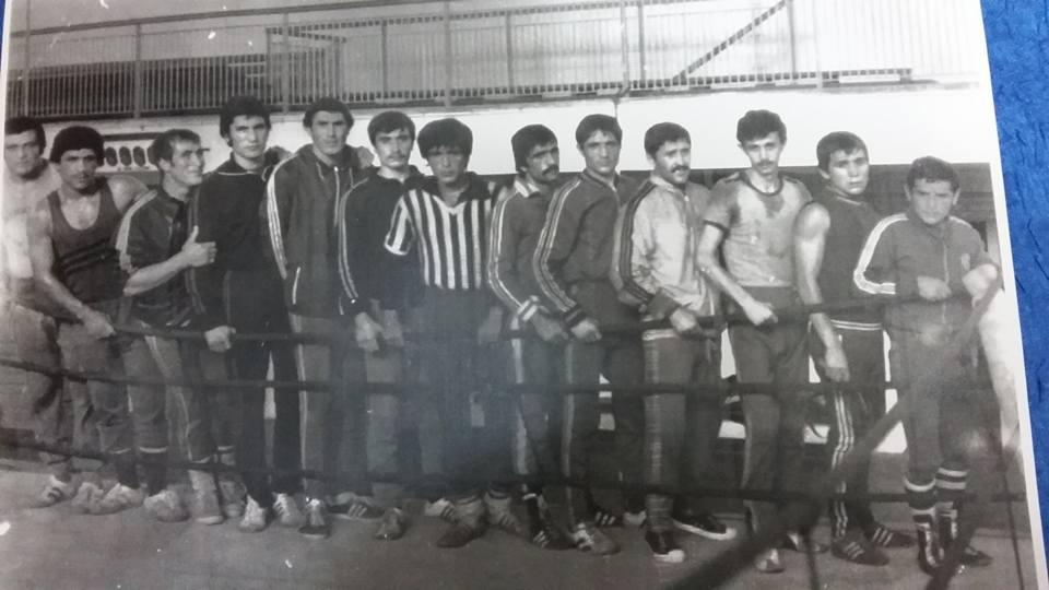 köksalözoğluöz balkan şampiyonası 1977