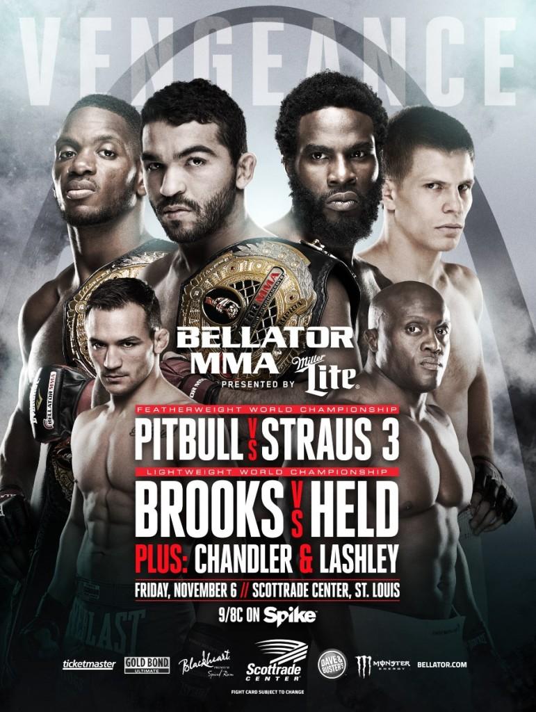 Bellator-145-Poster