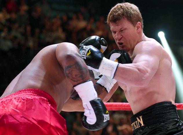 Alexander Povetkin v Mike Perez - Heavyweight Fight
