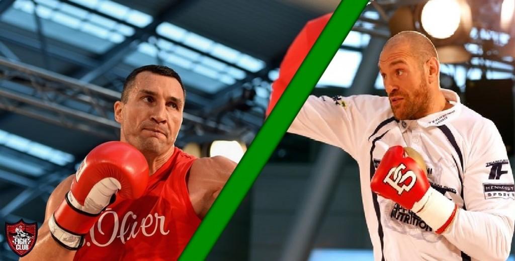 Tyson-Fury-and-Wladimir-Klitschko-public-workouts