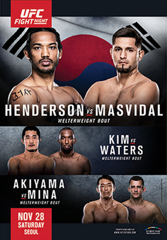 UFC_Fight_Night_Seoul_Henderson_vs._Masvidal_Poster