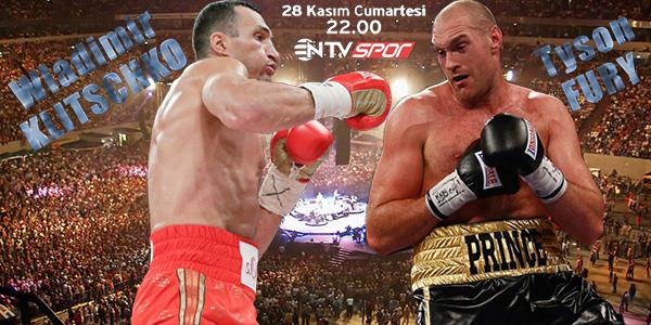 Wladimir Klitshcko vs Tyson Fury Ntvspor