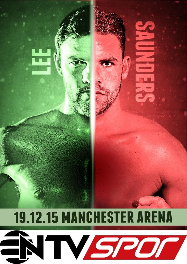 19 Aralık 2015 Lee vs Saunders ntvspor