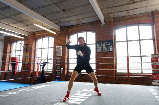 Andy Lee Media Work-Out