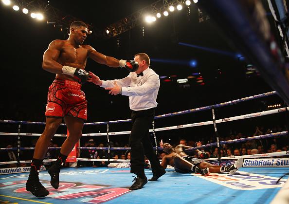 Boxing at The O2